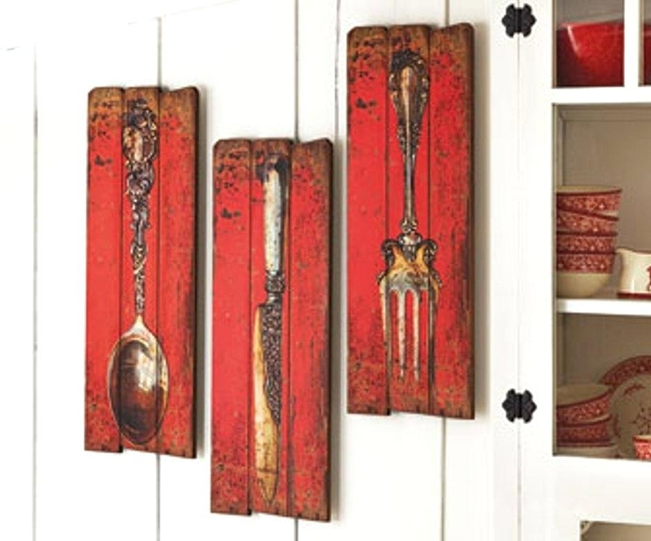 Large Fork And Spoon Decor Fork And Spoon Wall Decor Large My With Pertaining To Most Popular Giant Fork And Spoon Wall Art (View 12 of 15)