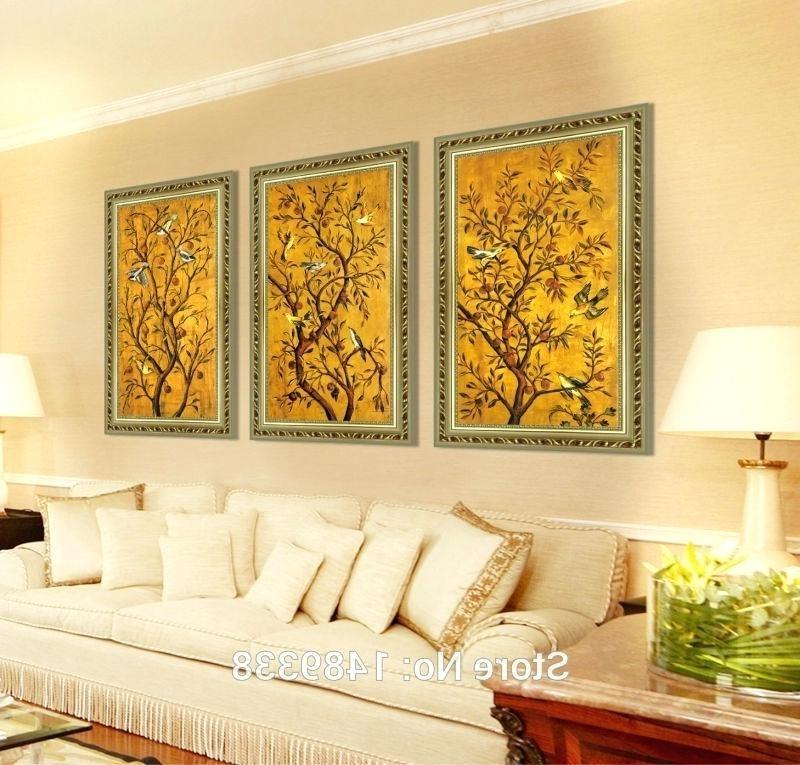 Large Framed Wall Art Inside Recent Wall Art Designs Framed Wall Art For Living Room 3 Panel Framed (View 5 of 15)
