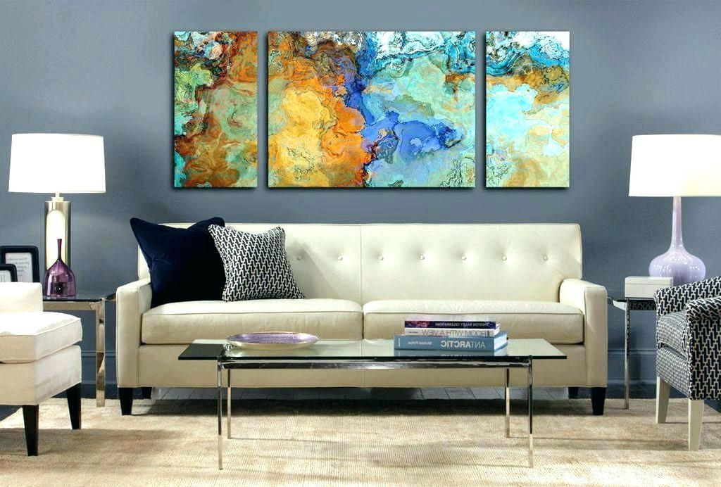 Large Horizontal Wall Art For 2018 Large Horizontal Wall Art Horizontal Metal Wall Art Wall Arts (View 5 of 15)