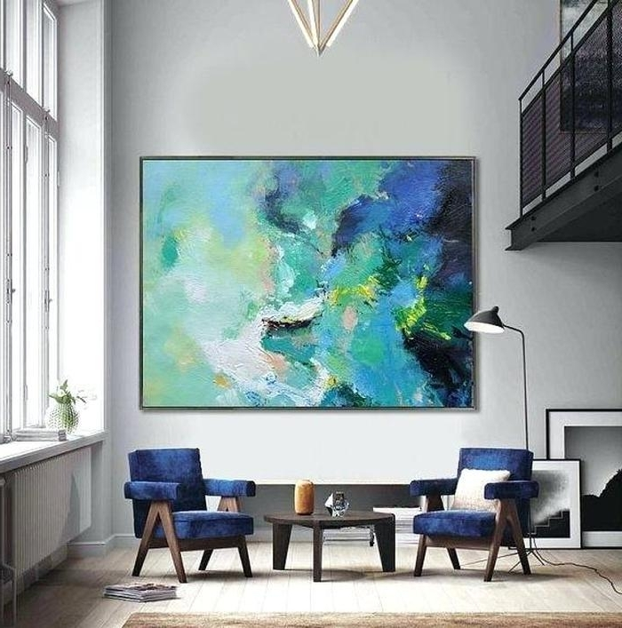 Large Horizontal Wall Art With 2017  (View 10 of 15)