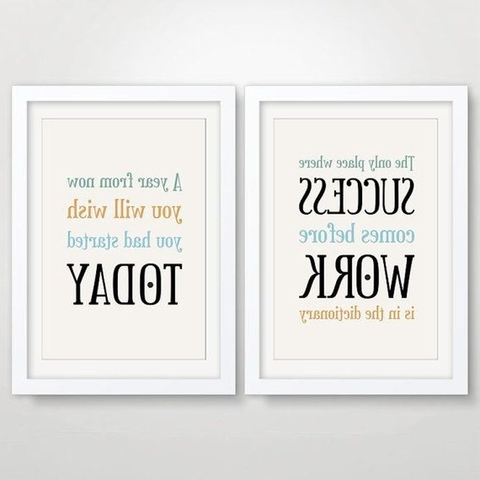 Large Inspirational Wall Art For Most Recent  (View 10 of 15)