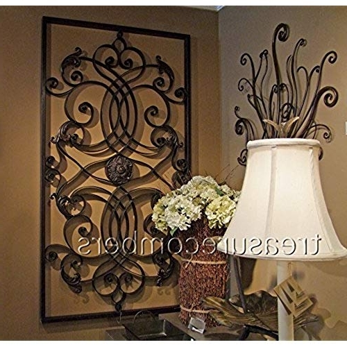 Featured Photo of Large Metal Art