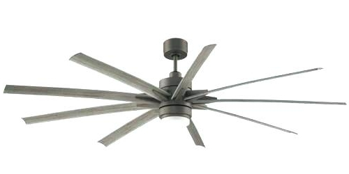 Large Outdoor Ceiling Fans With Lights Within Best And Newest 60 Outdoor Ceiling Fans Idea Inch Outdoor Ceiling Fan With Light For (View 7 of 15)