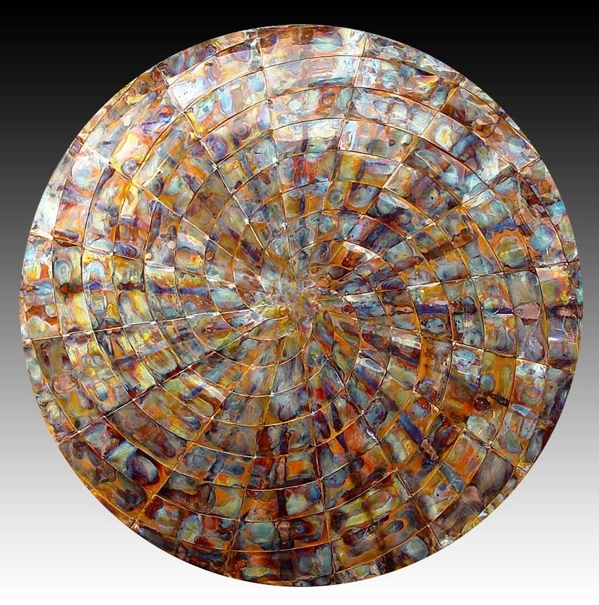 Featured Photo of Large Round Wall Art