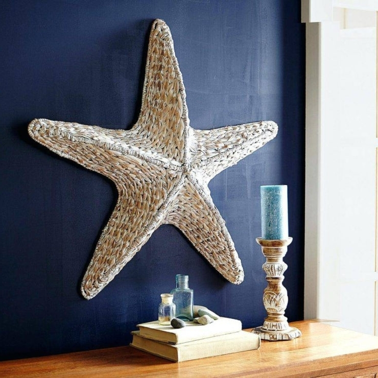 Large Starfish Wall Decors For Preferred Enjoyable View Gallery Of Large Starfish Wall Decors Showing 10 Of (View 8 of 15)