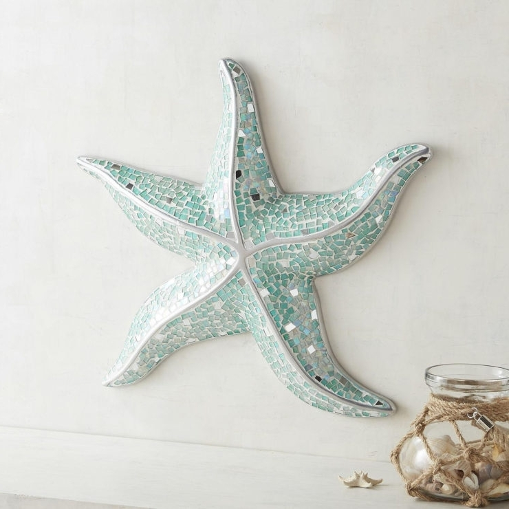 Large Starfish Wall Decors Regarding Newest Excellent Wall Art Ideas Large Starfish Wall Decors Explore 10 Of  (View 10 of 15)