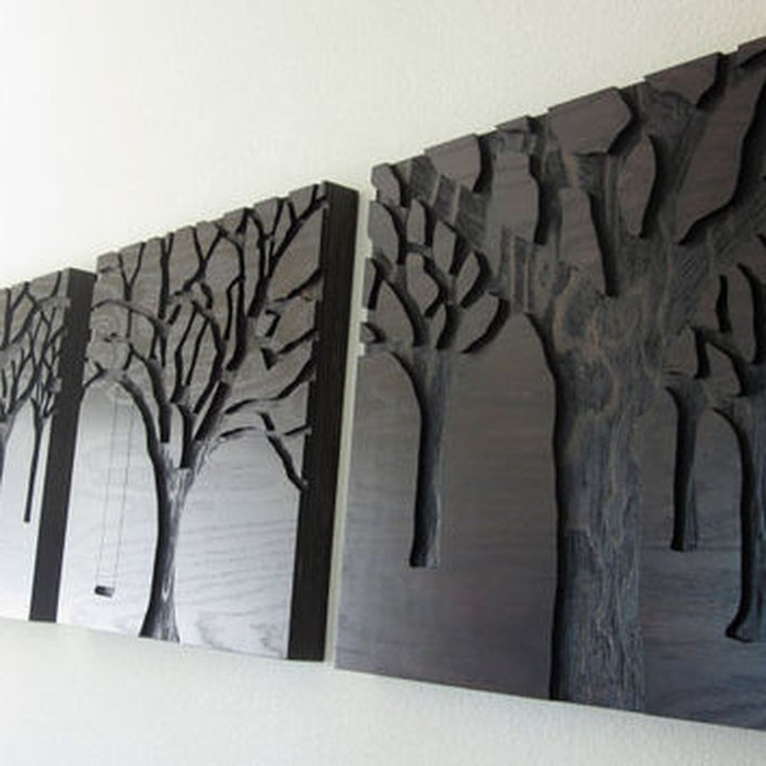 Large Triptych Wall Art Intended For Well Known  (View 7 of 15)