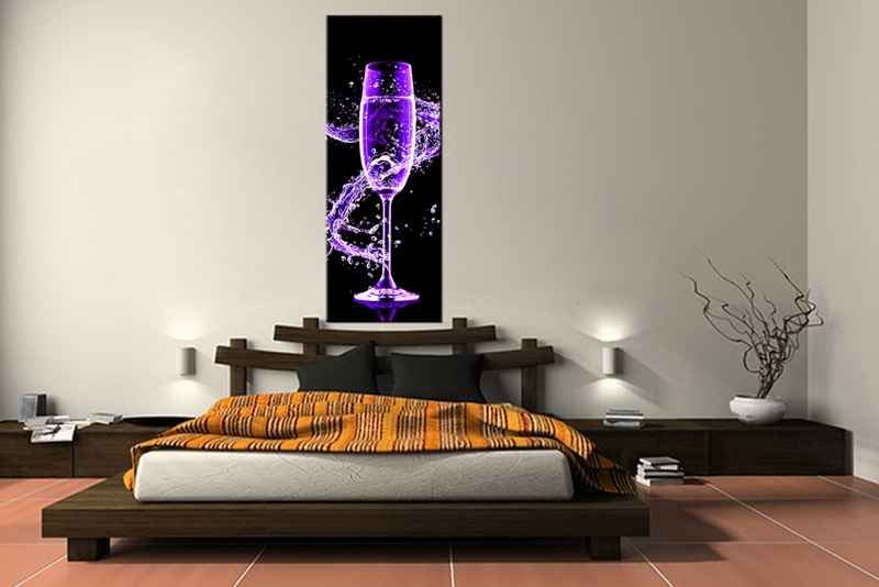 Large Vertical Wall Art – Psycc With Regard To Preferred Long Vertical Wall Art (View 4 of 15)