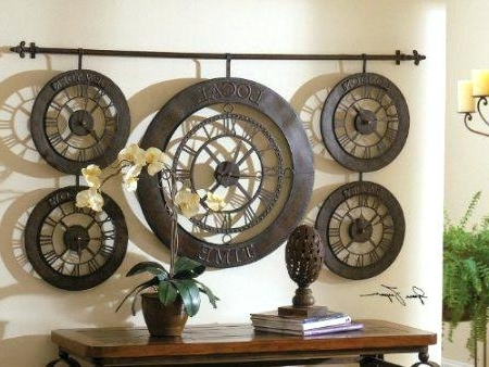 Large Wall Art Metal Wall Art Design Ideas Hand Forged Big Metal Pertaining To Recent Big Metal Wall Art (View 12 of 15)