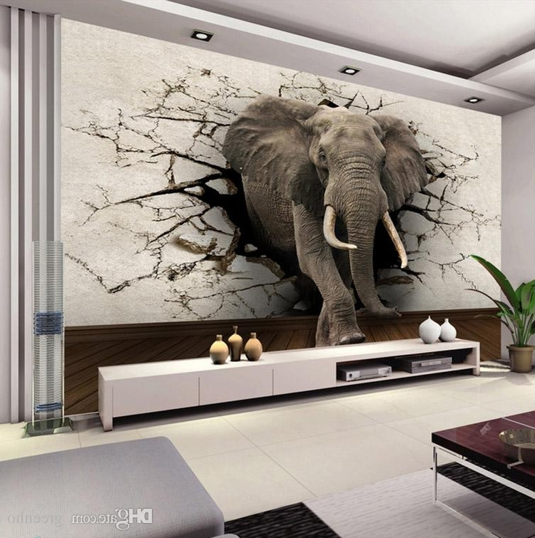Large Wall Decor For Living Room Beauteous Decor Large Wall For New Pertaining To Most Current Great Wall Of China 3D Wall Art (View 13 of 15)