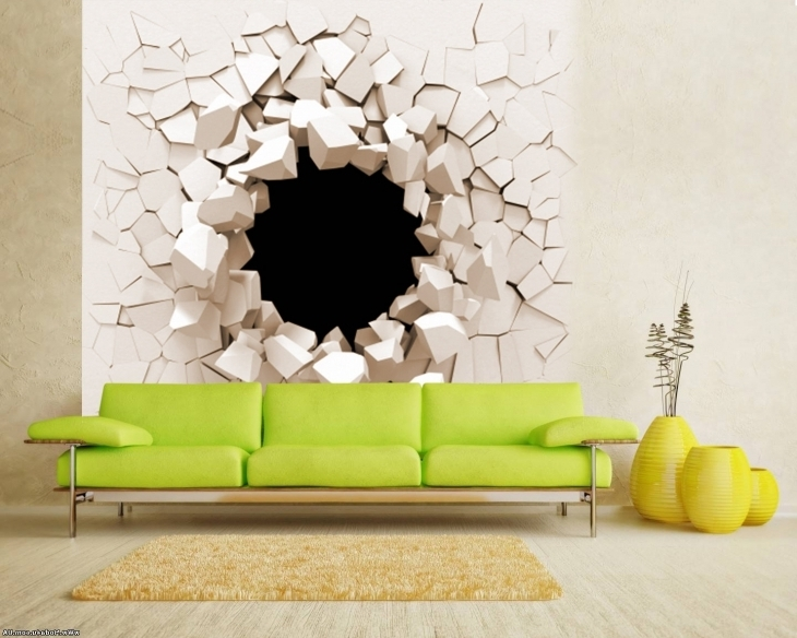 Latest 3D Wall Art For Bedrooms For D Wall Art Wall Decor 3D Nice Wall Decorating Ideas – Rfequilibrium (View 5 of 15)