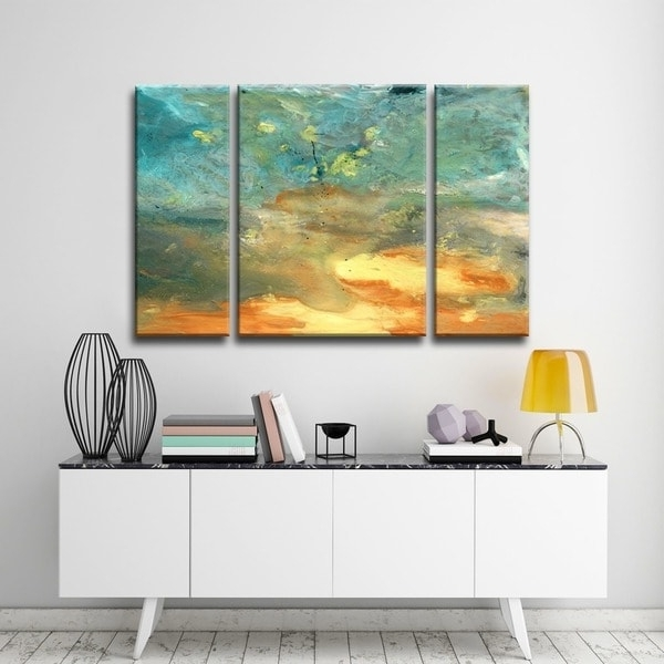 Featured Photo of Abstract Landscape Wall Art