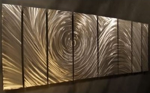 Latest Abstract Metal Wall Artartist Ash Carl Intended For Ash Carl Metal Wall Art (View 8 of 15)