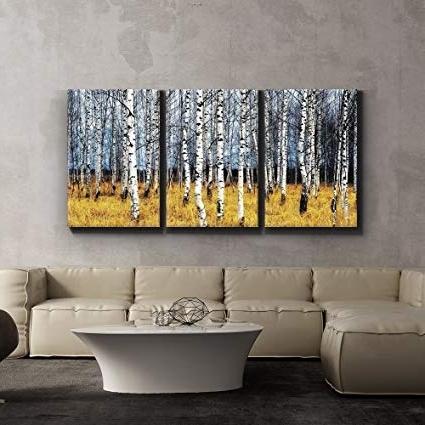 Featured Photo of Aspen Tree Wall Art
