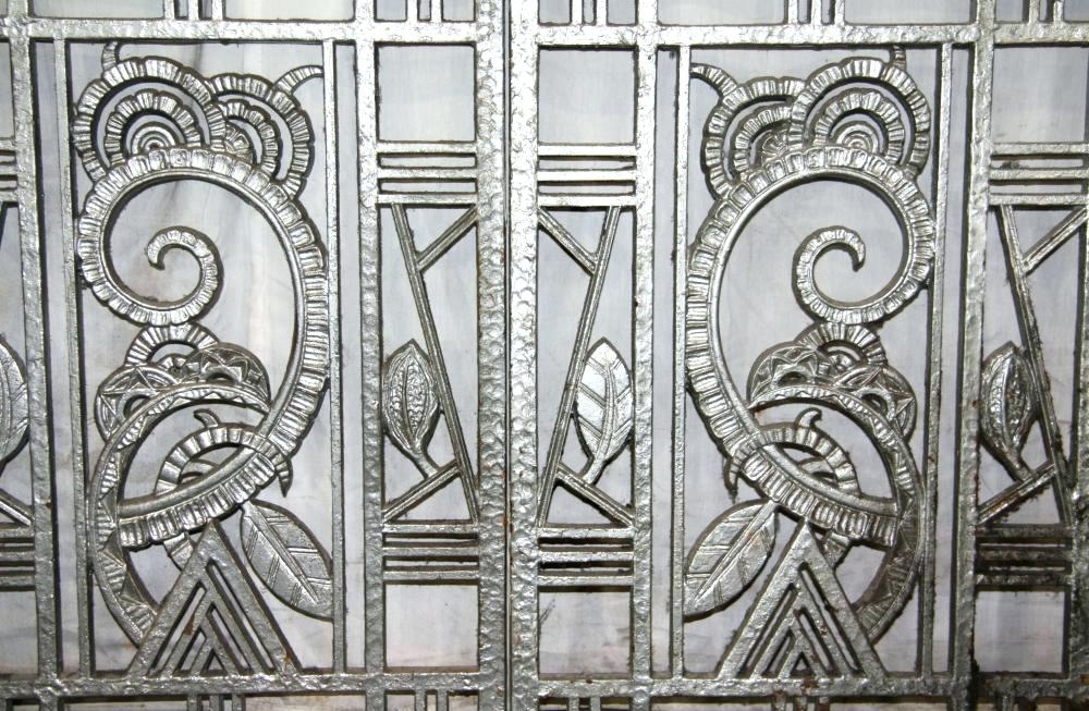 Latest Art Deco Metal Wall Art Throughout Art Deco Metal Wall Art Wall Art Decor Metal Uk – Chastaintavern (View 6 of 15)