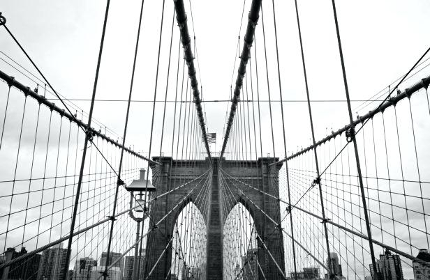 Latest Brooklyn Bridge Metal Wall Art Bridge Black And White Print Canvas Inside Brooklyn Bridge Metal Wall Art (View 7 of 15)