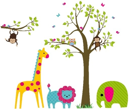 Latest Childrens Wall Art Best Baby Decoration, Kids Wall Art – Swinki Morskie With Regard To Children Wall Art (View 9 of 15)