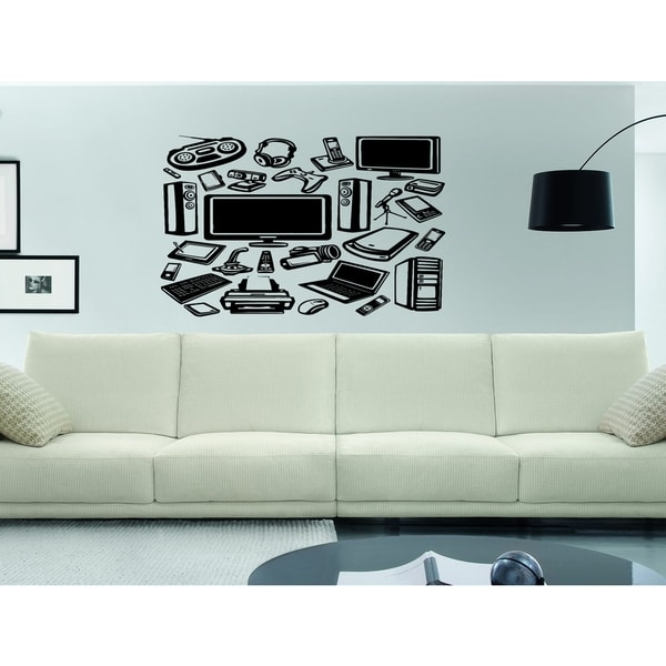 Latest Computer Wall Art Throughout Shop Job Computer Working Work Computer Mouse Computer Wall Art (View 9 of 15)