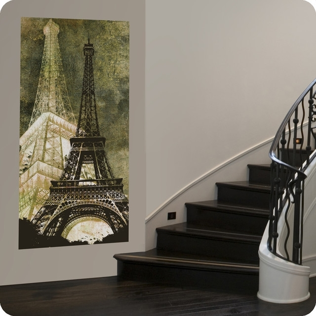 Latest Contemporary Entry Create Photo Gallery For Website Eiffel Tower Regarding Eiffel Tower Wall Hanging Art (View 15 of 15)
