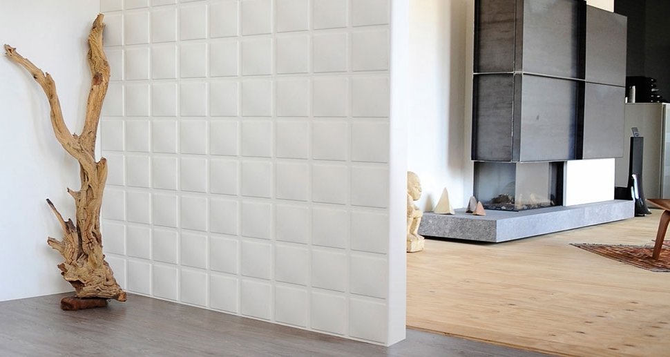 Latest Cubes Design – 3D Wall Panels (View 7 of 15)
