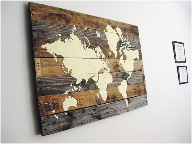 Latest Dark Wood Wall Art Inside Wooden Wall Decoration Pleasing Nature Of Wood Wall Art Dark Wood O (View 7 of 15)