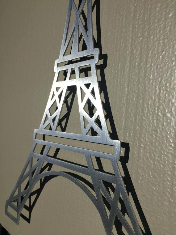 Latest Eiffel Tower Wall Art Tower Wall Art Tower Wall Art Eiffel Tower Within Eiffel Tower Metal Wall Art (View 2 of 15)