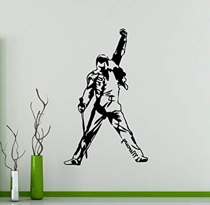 Featured Photo of Freddie Mercury Wall Art
