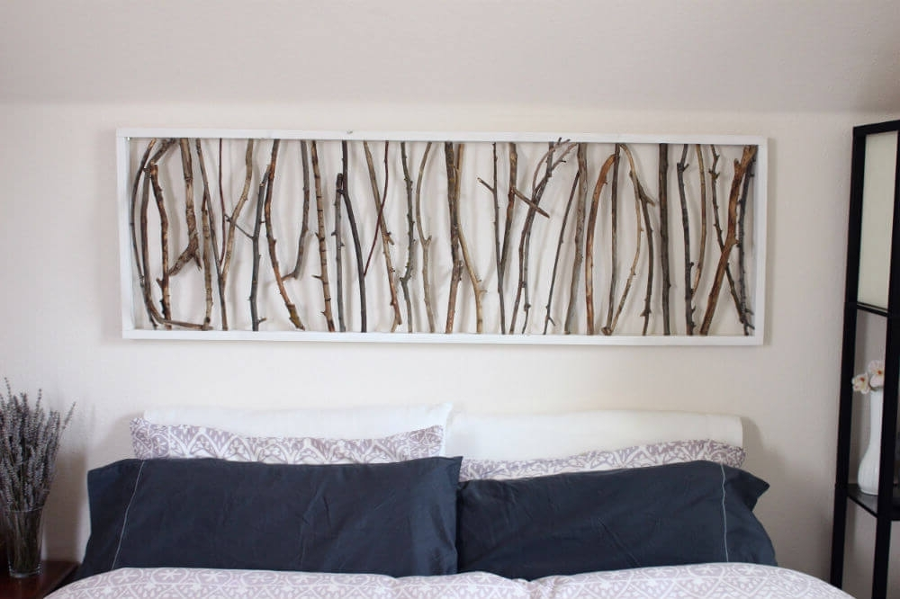 Latest Homemade Wall Art For 36 Best Diy Wall Art Ideas (Designs And Decorations) For  (View 4 of 15)