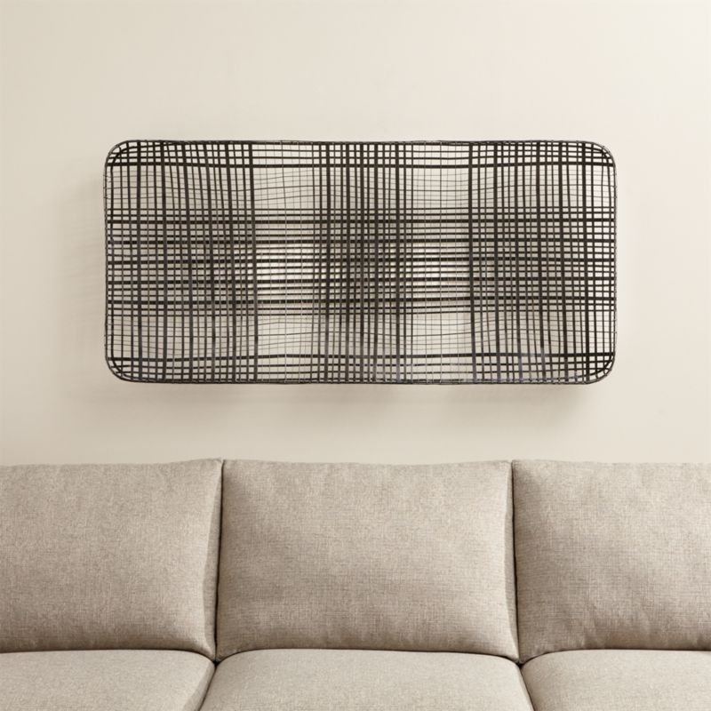 Latest Horizontal Metal Wall Art (View 7 of 15)