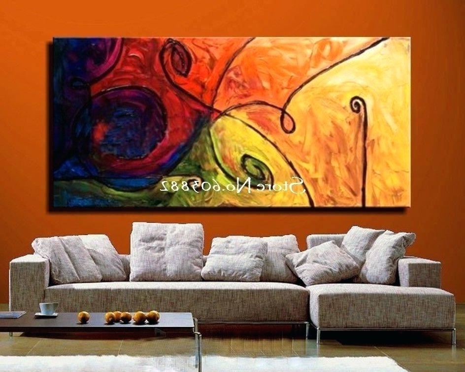 Latest Huge Canvas Wall Art – Vaughanbrosart Regarding Huge Wall Art Canvas (View 10 of 15)