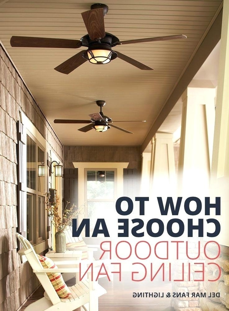 Latest Joanna Gaines Outdoor Ceiling Fans Inside What Ceiling Fans Does Joanna Gaines Use If Considering Using An (View 15 of 15)
