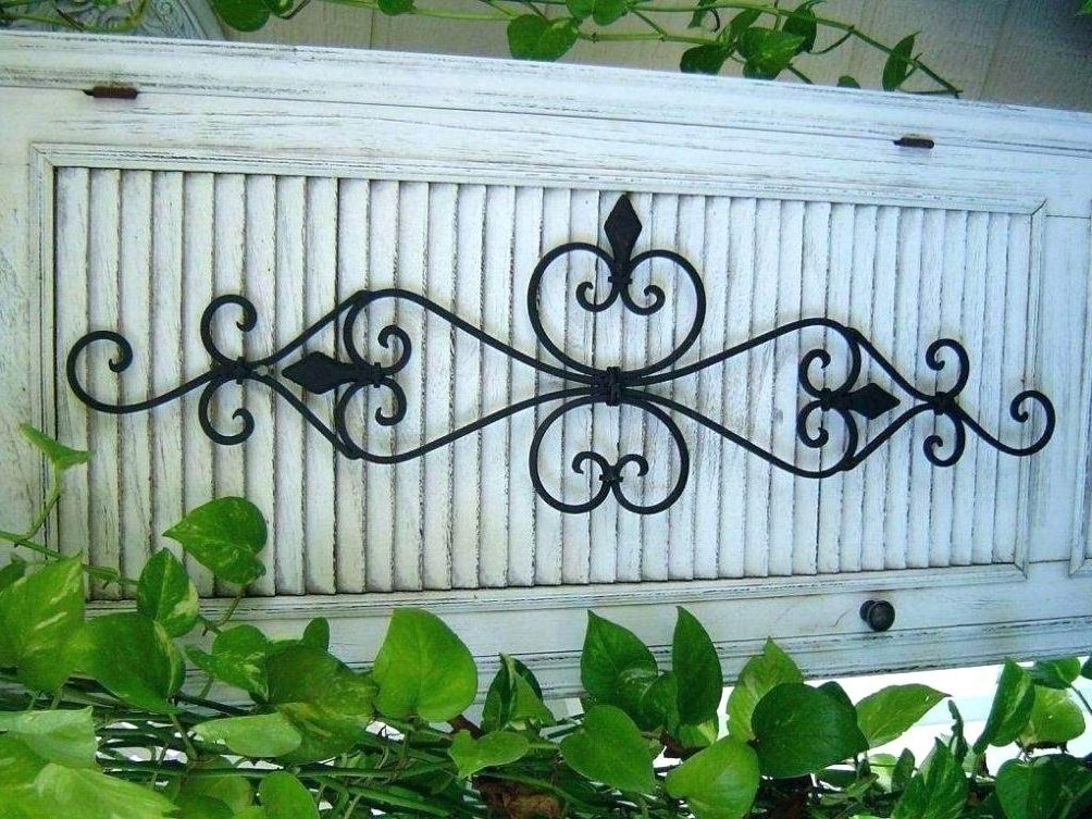 Latest Mexican Metal Yard Wall Art For Mexican Metal Yard Art Interesting Yard Wall Decor Applied To Your (View 4 of 15)