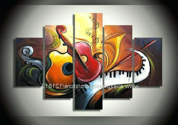 Latest Music Themed Wall Art Wall Decor Music Theme Music Themed Wall Decor For Music Themed Wall Art (View 7 of 15)
