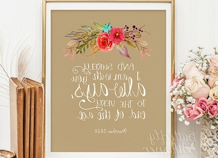 Latest Nursery Bible Verses Wall Decals Inside 48 Bible Verse Wall Art, Bible Verse Wall Decal Hope Anchors The (View 10 of 15)