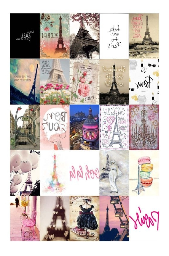 Latest Paris Themed Stickers For Stickers Paris Themed Pictures And Quote Erinsassyfrassyhome (View 6 of 15)