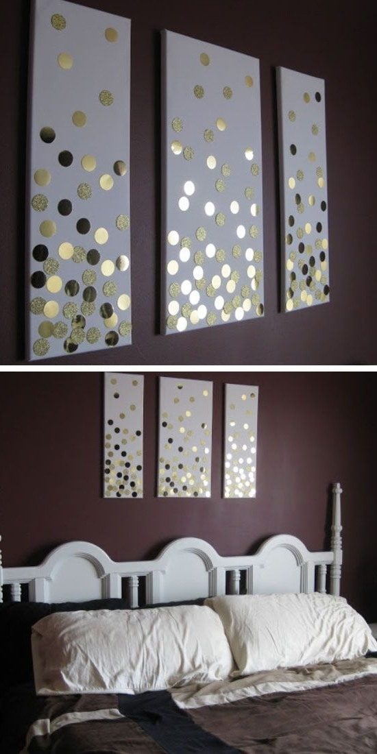 Latest Pinterest Diy Wall Art With Regard To 35 Creative Diy Wall Art Ideas For Your Home (View 9 of 15)