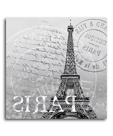 Featured Photo of Black And White Paris Wall Art