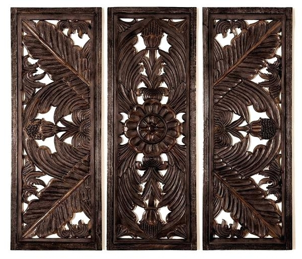 Latest Wood Wall Art Panels Carved Wood Wall Art Panels Carved Wooden Wall In Wood Carved Wall Art Panels (View 7 of 15)
