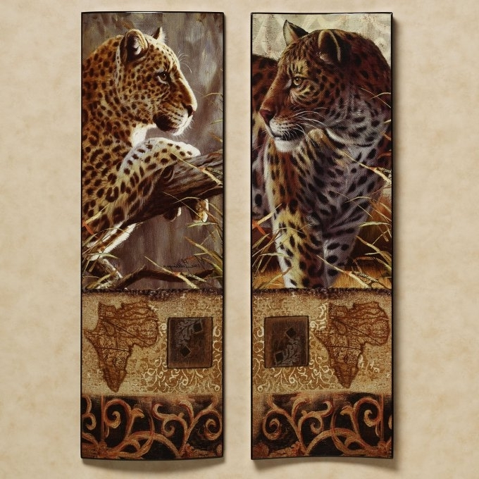 Leopard Print Wall Art Regarding Well Liked 30 Leopard Print Wall Art, 25 The Best Leopard Print Wall Art (View 7 of 15)