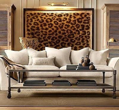 Leopard Print Wall Art With Best And Newest Leopard Print Wall Art Leopard Print Wall Art 31 Leopard Print Wall (View 3 of 15)