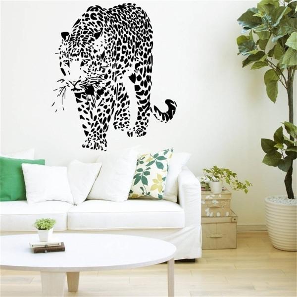 Leopard Print Wall Decor – Www (View 9 of 15)