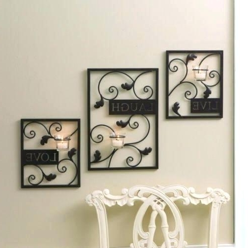 Live Love Laugh Metal Wall Decor With Regard To Trendy Love Metal Wall Art Dog Love Metal Wall Decor Love Birds Metal Wall (View 14 of 15)