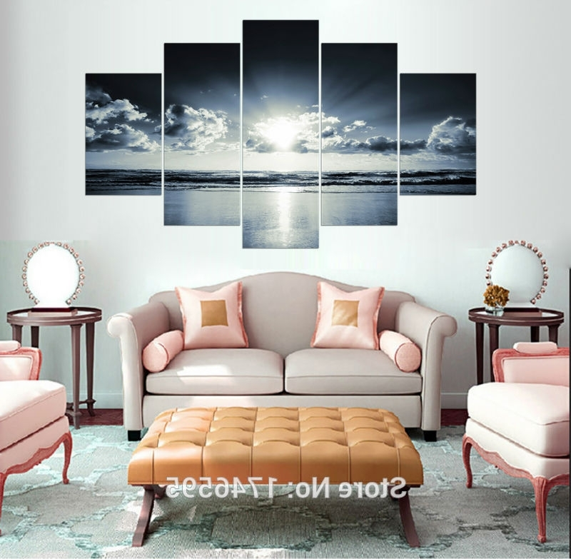 Living Room Wall Decor For Living Room Design Ideas Decals Quotes Pertaining To Best And Newest Wall Pictures For Living Room (View 2 of 15)