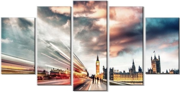 London Scene Wall Art Within Most Recently Released Souq (View 8 of 15)