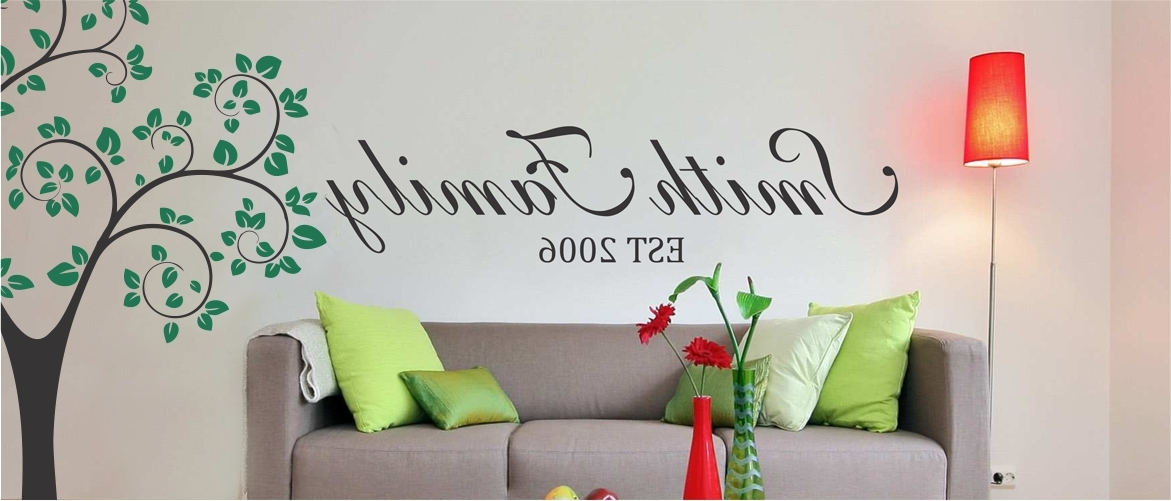 Manificent Design Custom Wall Decor Extraordinary Idea Customized Within Preferred Customized Wall Art (View 9 of 15)