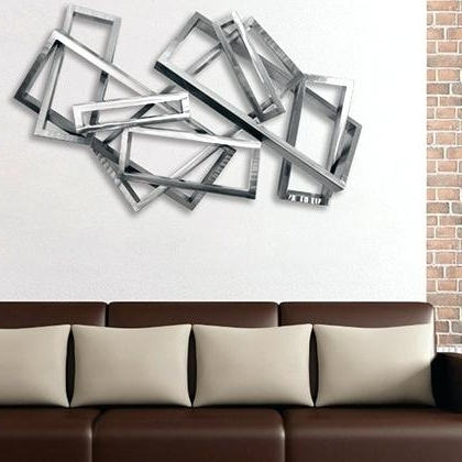Metal Abstract Wall Art Full Size Of Modern Metal Abstract Wall Art Within Recent Sculpture Abstract Wall Art (View 14 of 15)