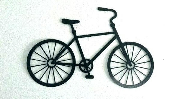 Metal Bicycle Wall Art Within Most Popular Metal Bicycle Wall Art Decor Bike Small – Rotheroe (View 15 of 15)