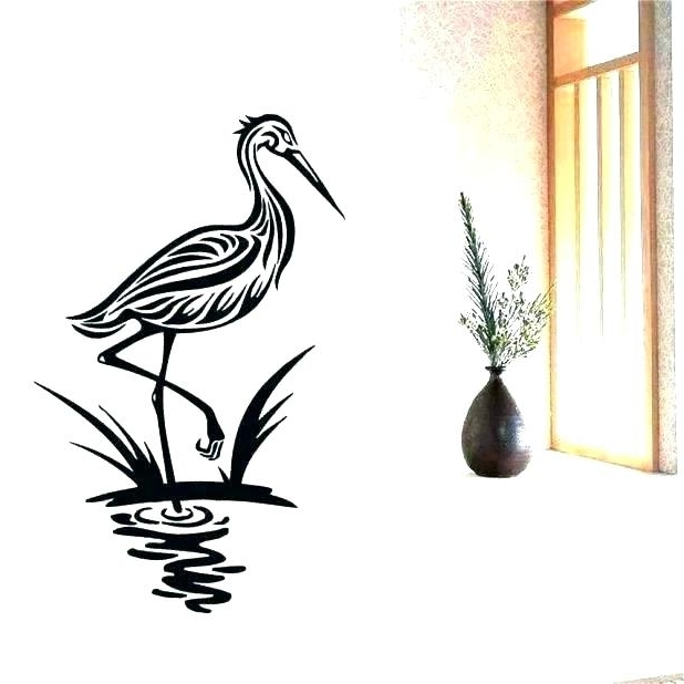 Metal Bird Wall Art Metal Bird Wall Decor Metal Bird Wall Decor Bird Regarding Favorite Target Bird Wall Decor (View 11 of 15)