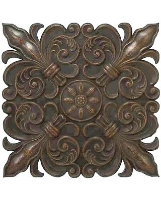 Metal Fleur De Lis Wall Art With Regard To Popular Fleur De Lis Wall Metal Fleur De Lis Wall Decor Luxury Rustic Wall (View 4 of 15)