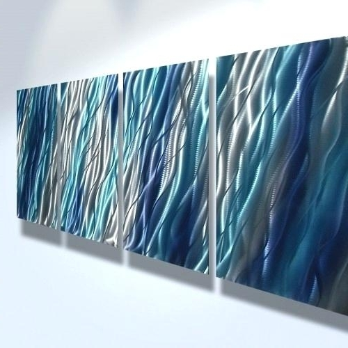 Metal Sculpture Wall Decor Long Metal Wall Decor Gorgeous Wall Art Inside Newest Abstract Art Wall Hangings (View 14 of 15)